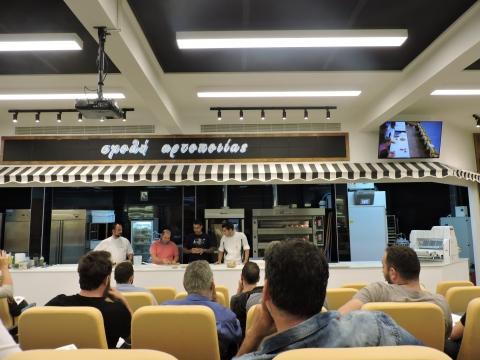 """Σεμινάριο """"Σάντουιτς - Βάσεις ψωμιού και Συνταγολόγιο για γέμιση"""""""